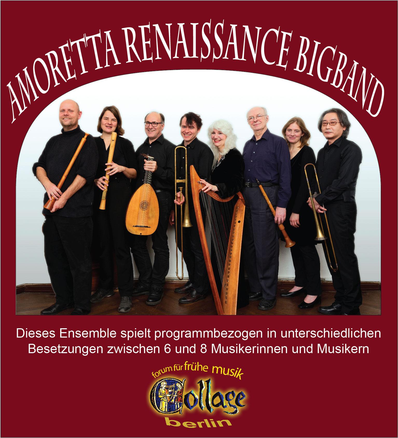 Collage - Forum für frühe Musik Berlin