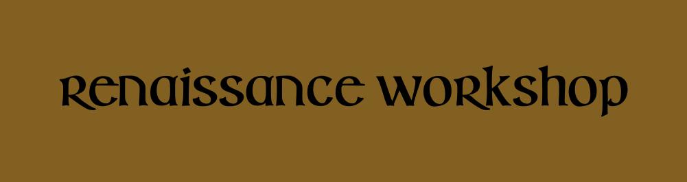 Renaissance Workshop - Kurse in Berlin